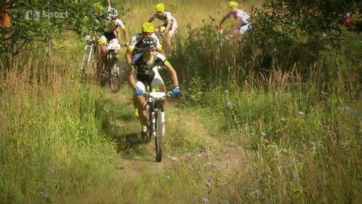 Cyklistika: Český pohár horských kol 2013 Litvínov - maratón