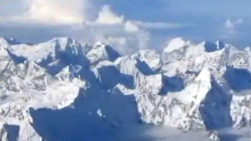 Mount Everest - Branky, body, vteřiny 8850