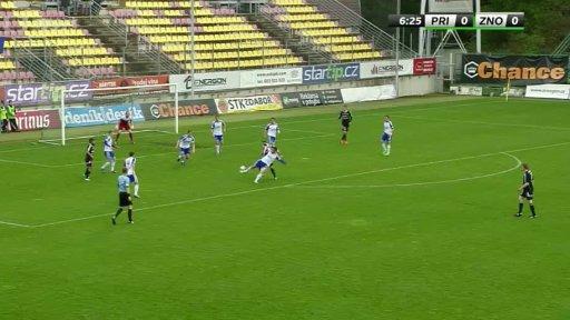Fotbal: 1. FK Příbram - 1. SC Znojmo