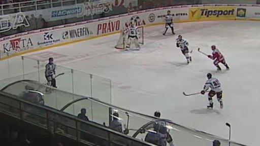 Buly - hokej živě: HC Oceláři Třinec - HC Sparta Praha