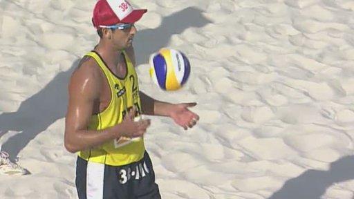 Plážový volejbal: Světový pohár v plážovém volejbalu mužů 2012 Česko