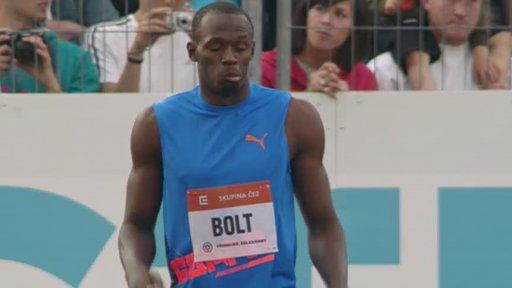 Atletika: Zlatá tretra 2012