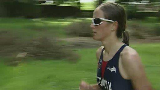 Triatlon: Český pohár v triatlonu Telč