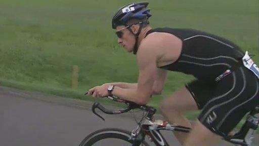 Triatlon: Moraviaman 2012