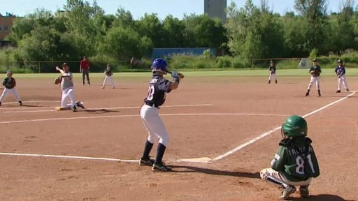 Softball: Zlatý Superpohár 2014