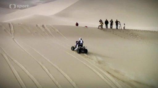 Automobilový sport: Desafio Inca 2013
