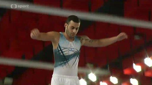 Gymnastika: Mezinárodní závod přátelství