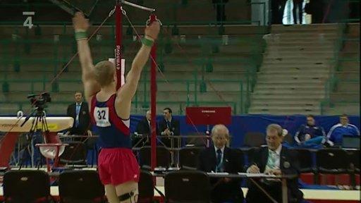 Gymnastika: Světový pohár ve sportovní gymnastice 2011 Česko