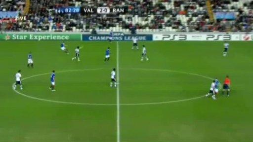 Liga mistrů UEFA: Valencia CF - Glasgow Rangers