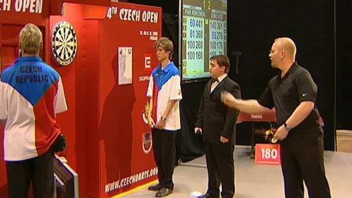 Šipky: Czech Open 2008 Praha
