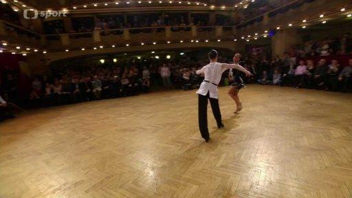 Tanec: M ČR v latinsko-amerických tancích 2015 Praha