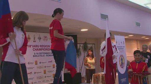 Sportovní běh a chůze: ME v radiovém orientačním běhu 2011 Rumunsko