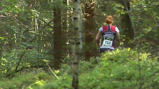 Sportovní běh a chůze: Světový pohár v orientačním běhu 2011 Česko