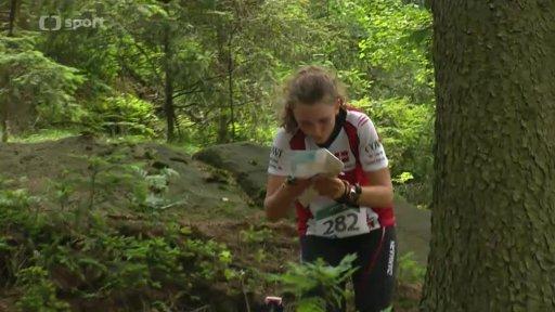 Sportovní běh a chůze: MS juniorů v orientačním běhu 2013 Česko