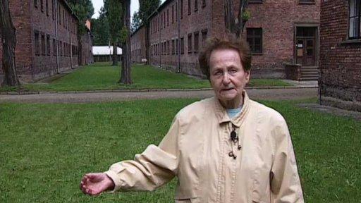 Osvětim - Katarína Grünsteinová vzpomíná...