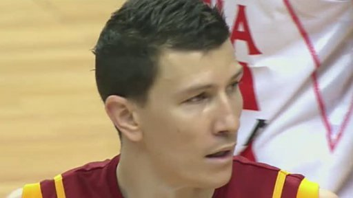 ME v basketbalu 2011: Gruzie - Makedonie