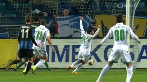 Losování Evropské Ligy Gallery: Magazín Evropské Ligy UEFA