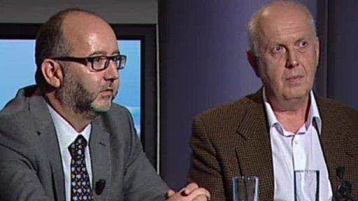 Hyde Park Civilizace: Miroslav Popelka a Miroslav Bárta