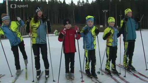 Žijme sportem!: Běžecké lyžování