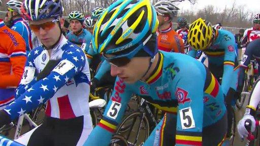 MS v cyklokrosu 2013 USA: Závod juniorů