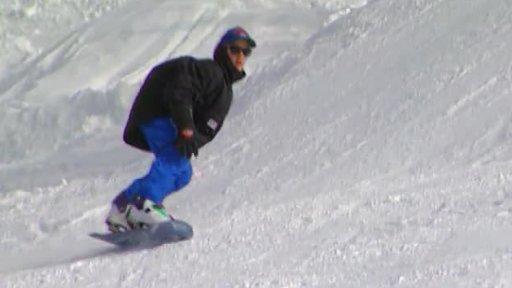 Rození vítězové  Jonathan a snowboarding — Česká televize 394def3b5b