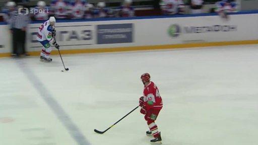 Lev Praha na cestě do play off KHL