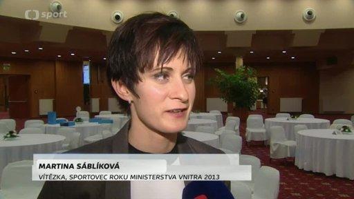 Sportovec Ministerstva vnitra 2013