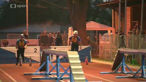Slavnostní večer hasičských sportů 2013