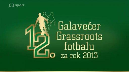 Galavečer Grassroots fotbalu