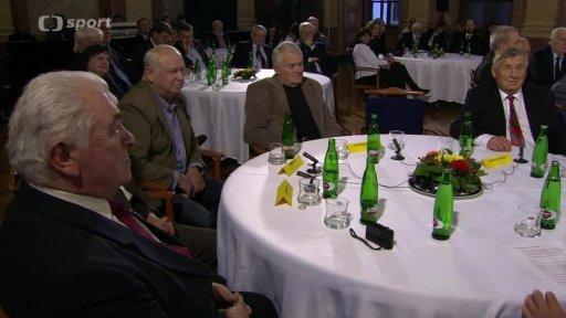 50 let poté: setkání olympioniků - Innsbruck, Tokio 1964