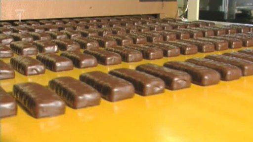 Čokoláda, šlehačka, zmrzlina
