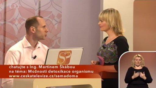 Jarní detoxikace organismu - Ing. Martin Škába (chat)