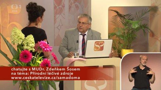 Přírodní léčivé zdroje - MUDr. Zdeněk Šos (chat) - 1. část