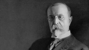 Tomáš Garrigue Masaryk pohledem Martiny Lustigové