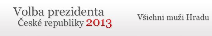 Volba prezidenta České republiky 2013