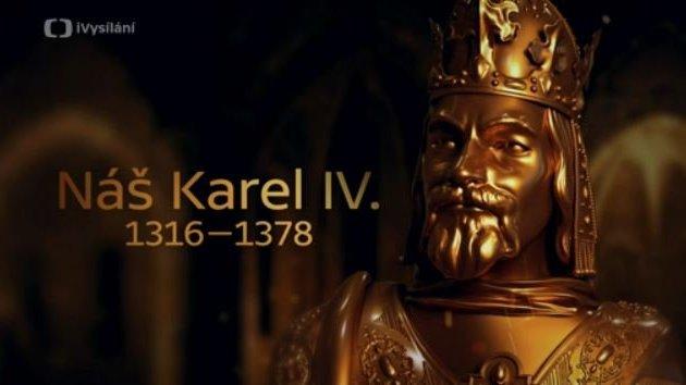 Říše Karla IV. v evropském kontextu