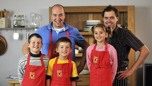 Kluci v akci: Vaříme pro školáky