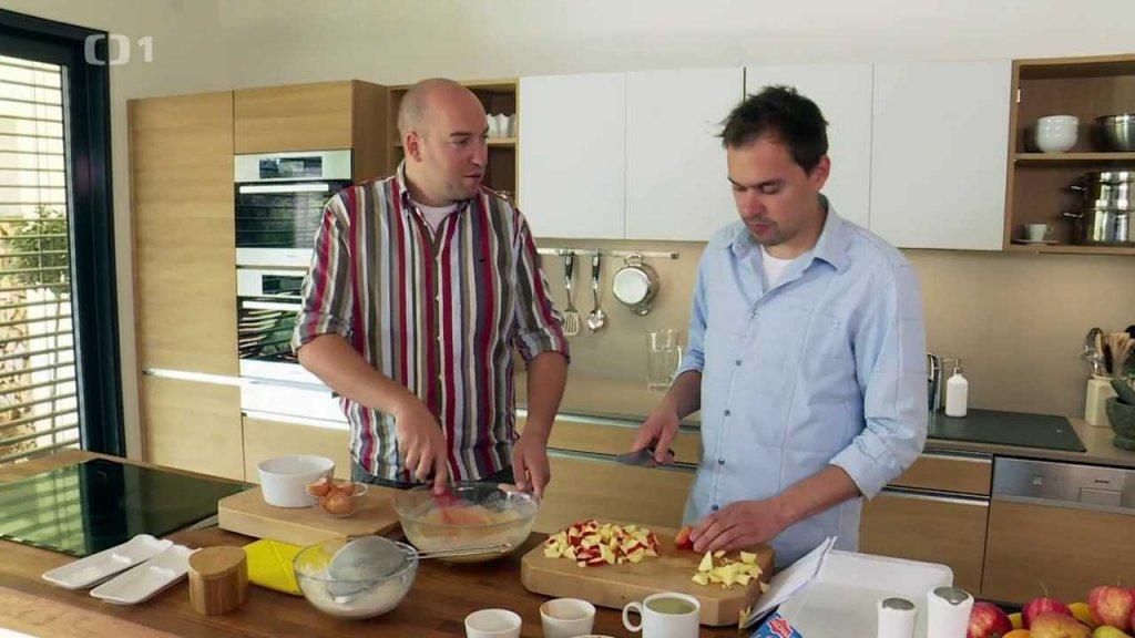 Kluci v akci: Domácí pečení VI