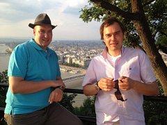Z nat��en� v Budape�ti