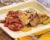Domácí roastbeef spepřovou omáčkou aratatouille [ratatuj]