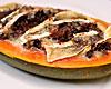 Zapékaná papaya smasovou směsí