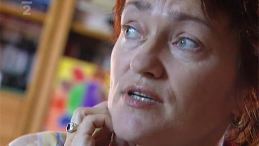 Ženy Charty 77: Tereza Boučková