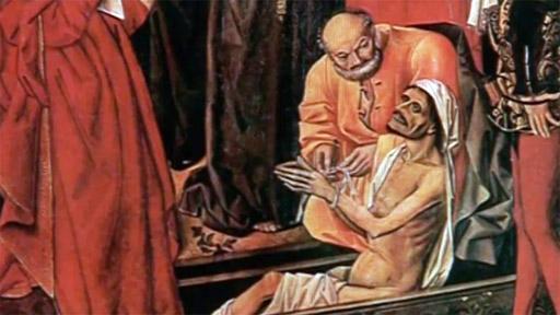 Světci a svědci: Vzkříšený Lazar