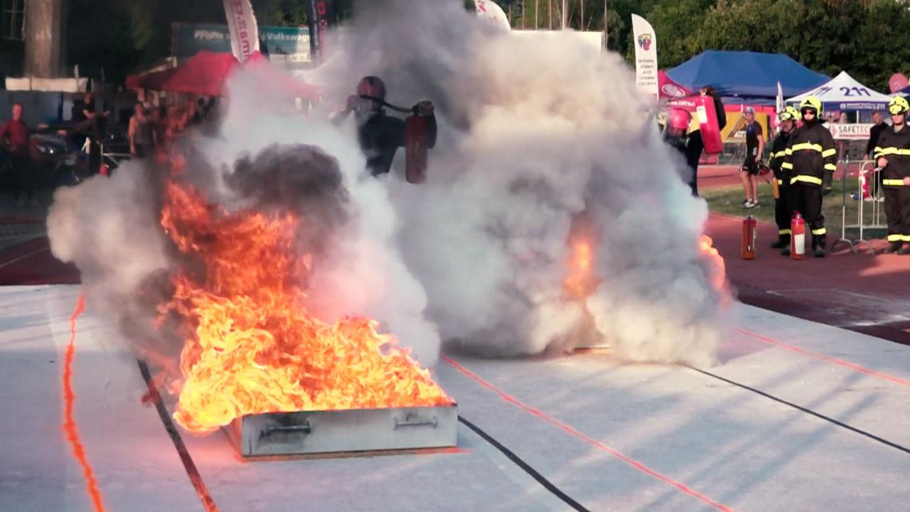 Požární sport