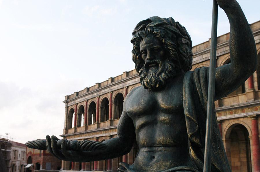 Umění a architektura řím