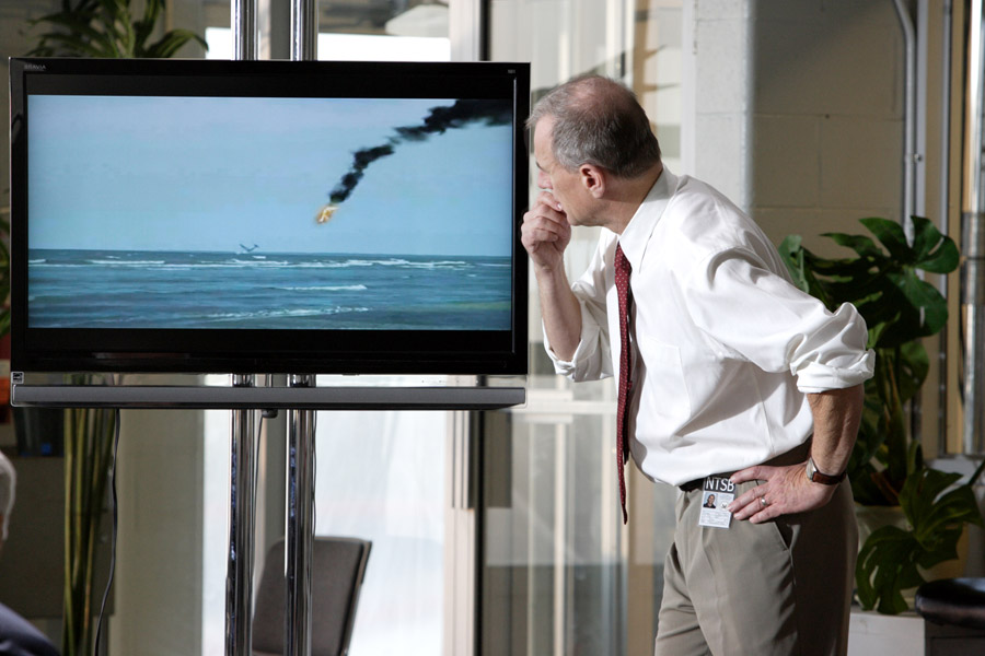 Letecké katastrofy: Selhání systému