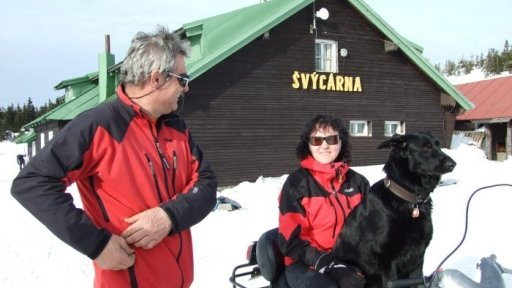 Na vrcholky hor s Vladimírem Čechem: Chata Švýcárna