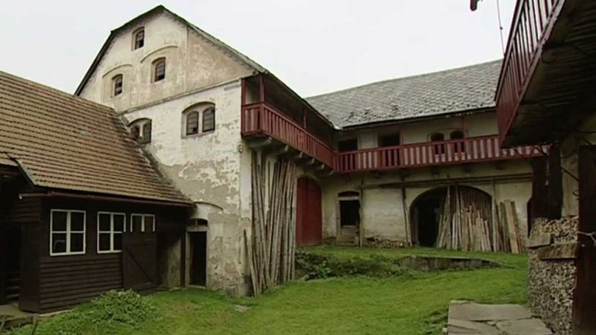 Památky na prodej: Zemědělská usedlost Borovnice