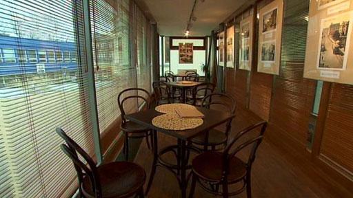 Příběhy domů: Kavárna AVION-NOIVA