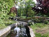 Park vMariánských lázních (foto: Caroig, zdroj: Wikimedia)